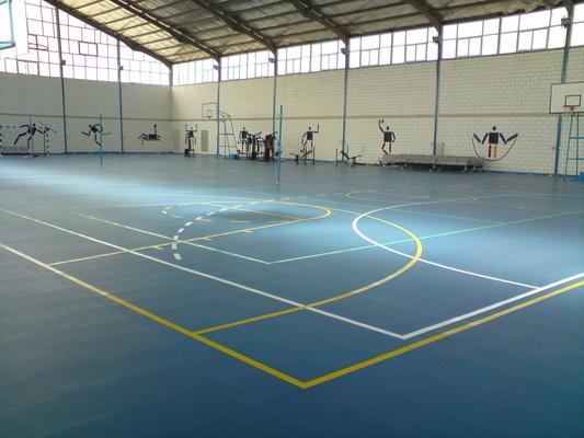 suelos para zonas deportivas